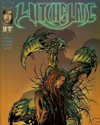 Witchblade 13 Michael Turner