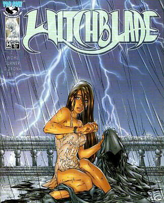 Witchblade 14 Michael Turner