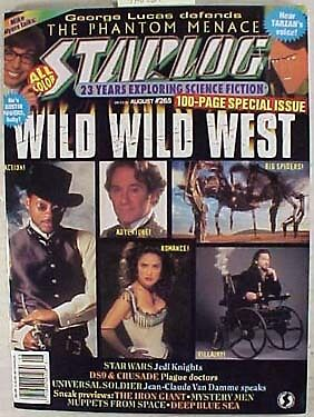 Starlog Magazine #265 100 Page Special Issue