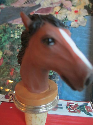Horse's Head   Wine Stopper