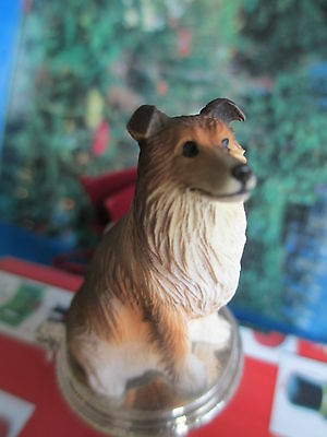 Collie Sable    Wine Stopper