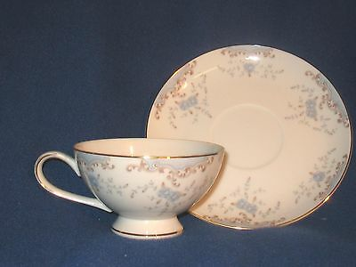 Imperial China Seville Cup and Saucer