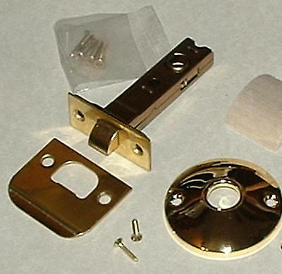 Retrofit Brass Kit-install Antique Knobs in Any Doors