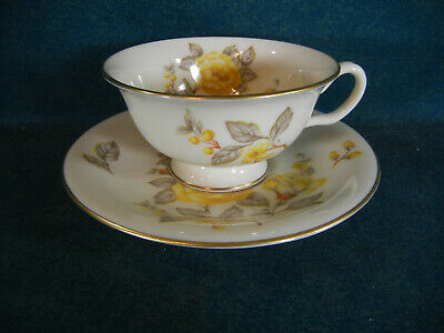 Castleton China Mayfair Cup and Saucer Set(s)