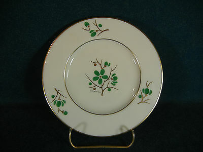 Castleton China Jade Bread and Butter Plate