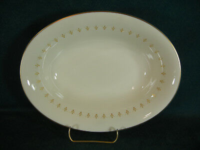 """Syracuse First Love Oval 10"""" Vegetable Serving Bowl"""
