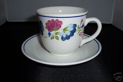 BHS Priory Cup & Saucer