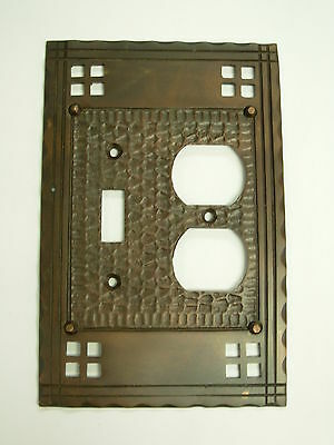 Toggle Outlet Mission Switch Plate