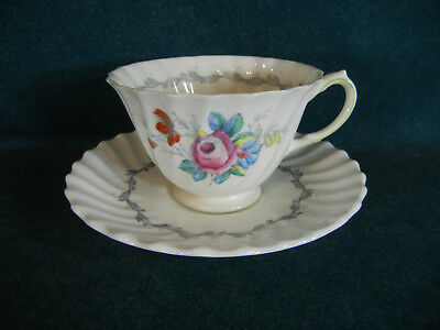 Royal Doulton The Chelsea Rose Cup and Saucer Set(s)