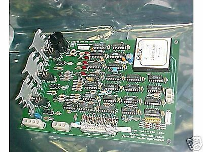 Lam Research 810-17041 Brushless Motor Driver-Speed Control PCB Board Used