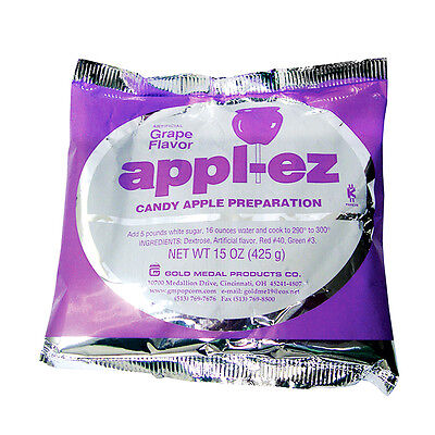 4142 Grape Appl-Ez,  Candy Apple Mix - GREATEST IN THE BUSINESS!!