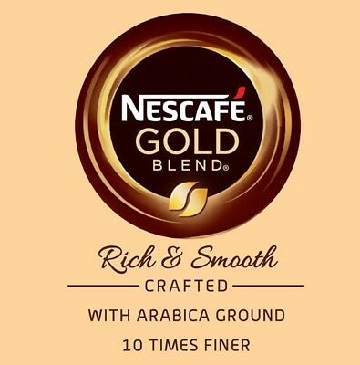 Incup Nescafe Gold Blend white coffee 73mm in cup vending machines Darenth Klix
