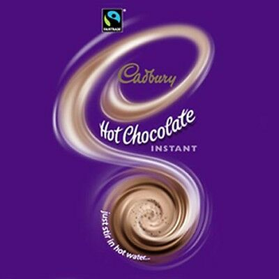 73mm incup Cadburys hot chocolate drink for  in cup vending machine Klix Darenth