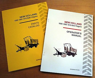 new holland 1000 1005 1010 stackliner operator s and parts manual rh picclick com New Holland Stackliner 1037 New Holland 1048 Specs