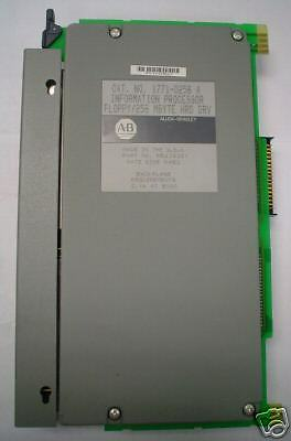 1771-D256 A - 1771D256 series A - 60 day warranty - Used