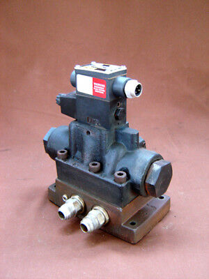 Directional control valve, hydraulic, Four way, 3000psi, D61V101B456Y30  Parker