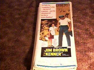 KENNER 14X36 MOVIE POSTER 1968 JIM BROWN