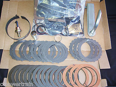 425 TH425 High Energy Master Rebuild Kit Fits Motorhome Cadillac El Dorado Olds
