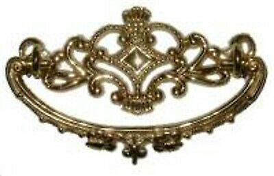 Victorian Cast Brass Drawer  Pull  B0627