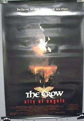 One-Sheet Movie Poster 1996 CROW CITY OF ANGELS