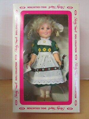 """Vintage 1982  12"""" IDEAL  SHIRLEY TEMPLE   MIB"""