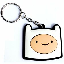 Adventure Time with Finn & Jake FINN Head Keychain