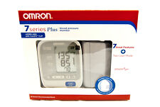 Omron BP762 7 Series Plus Upper Arm Blood Pressure Monitor - 8984