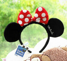 New 2013 lovely  Minnie Mouse Mickey Costume Dress-Up Ears Headband