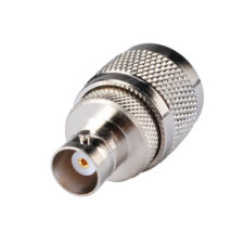 N-Type male plug To BNC female jack Straight Coaxial RF connector Adapter
