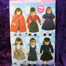 18 INCH DOLL CLOTHES PATTERNS « Free Patterns
