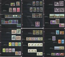 Beautiful Collection of MNH Complete Sets from San Marino