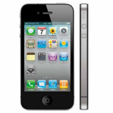Apple iPhone 4 - 16GB - Black (Verizon) Smartphone (B)