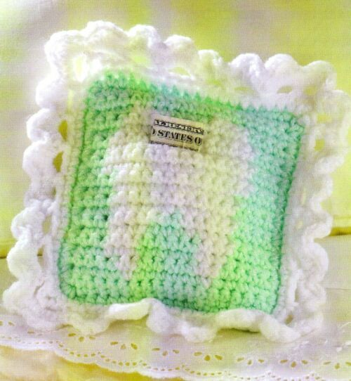 Free Crochet Pattern Tooth Fairy Pillow : Crochet Fairy Free Pattern Pillow Tooth Crochet Patterns ...