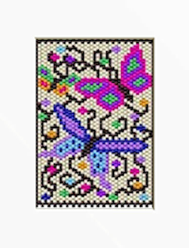 Pony Beaded Banner Patterns Pictures Picture