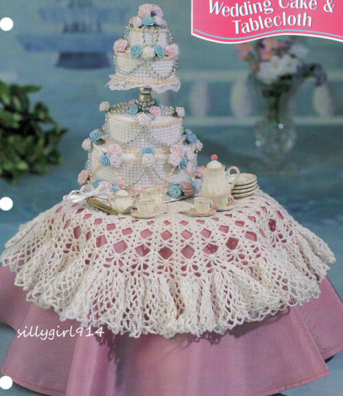 Free Crochet Patterns For Oval Tablecloths :  CROCHET OVAL PATTERN TABLECLOTH