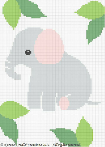 Crocheting Graphs : Crochet Graph/Pattern for Blue Bird - iOffer: A Place to Buy, Sell