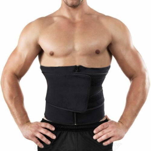 Fajas Neoprene Premium Slim Waist Trimmer Men & Women Body Shaper Tummy Control 6