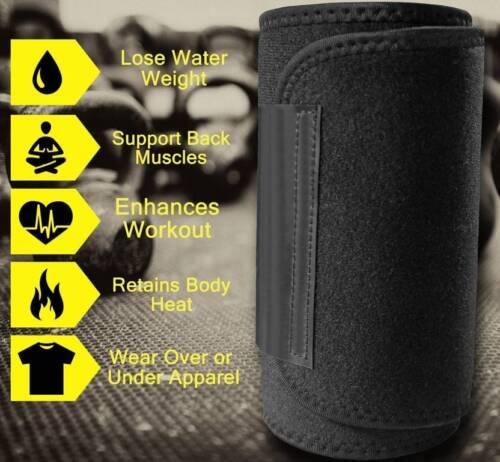 Neoprene Waist Trainer for Men&Women Sport Gym Sweat Slimming Belts Body Shaper 3