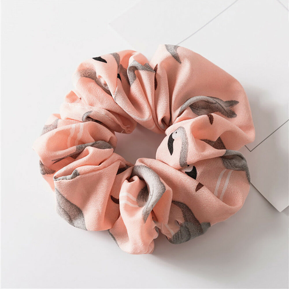 Eg /_ Erfrischendes Flamingo Elastisch Mädchen Haarband Gesicht Waschen