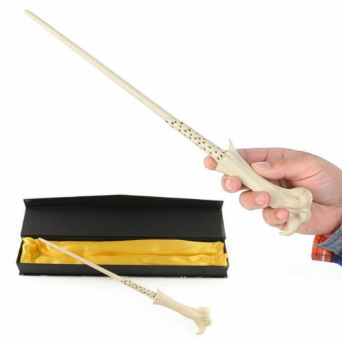 1Pc Harry Potter Fan Hermione Dumbledore Sirius Voldemort Snape Magic Wand Stick 4