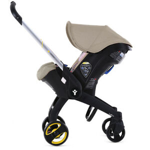 1 Of 12 Portable Newborn Baby Stroller 3 In Car Seat With Accesories Infant
