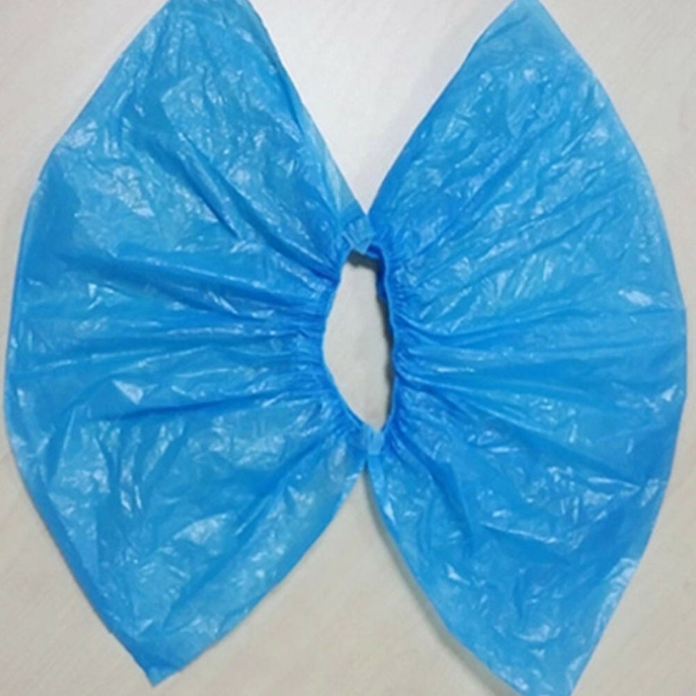 EB_ FT- 100Pcs Disposable Shoe Covers Boots Cover for Workplace Indoor Carpet La 6