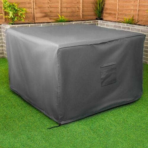 Premium Heavy Duty Waterproof Rattan Cube Cover Outdoor Garden Furniture Rain 3