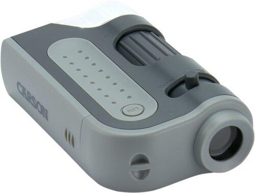 Carson Micro Brite Plus 60X-120X LED Lighted Pocket Microscope 4
