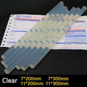 Kleber Verantwortlich Heißkleber Klebesticks Klebepatronen 11 Mm 200 Mm Heißklebestangen Sticks 20cm Heimwerker