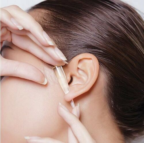36pcs Acrylic Taper Kit Plug 14g 00g Ear Gauges Stretching Ear