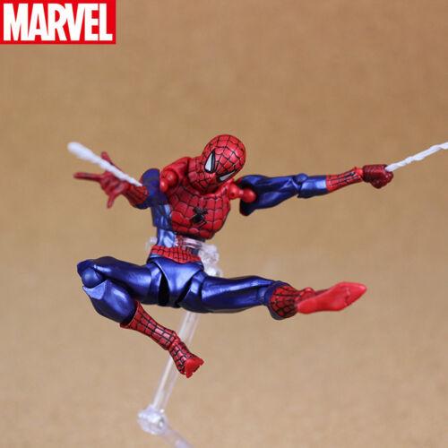 Spider-Man Marvel Yamaguchi Katsuhisa Revoltech No.002 Kaiyodo Action Figure Toy