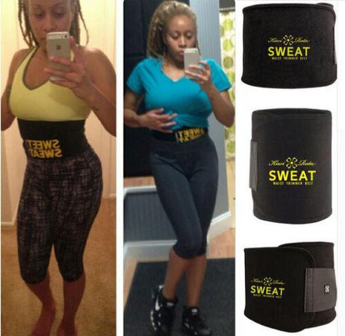 Neoprene Waist Trainer for Men&Women Sport Gym Sweat Slimming Belts Body Shaper 7