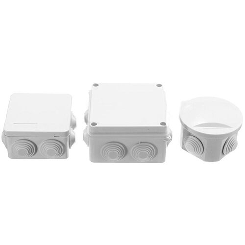GN- CCTV Outdoor Camera Junction Box Enclosure IP55 Terminal Cable Case Eager 3
