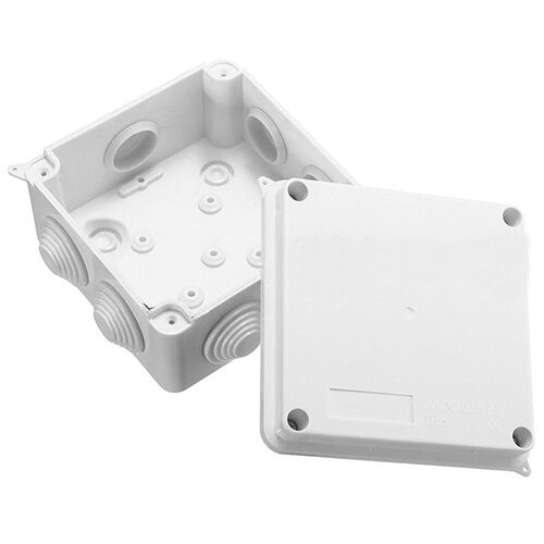 GN- CCTV Outdoor Camera Junction Box Enclosure IP55 Terminal Cable Case Eager 10